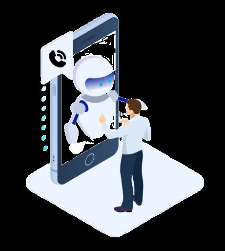 Голосовые рассылки роботом