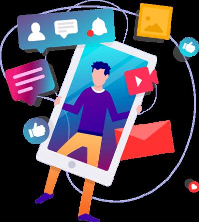 Переписывайтесь с клиентами в соцсетях и мессенджерах не выходя из CRM
